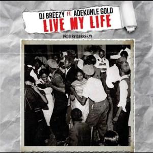 DJ Breezy - Live My Life Ft. Adekunle Gold